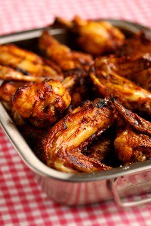 Chicken wings épicés