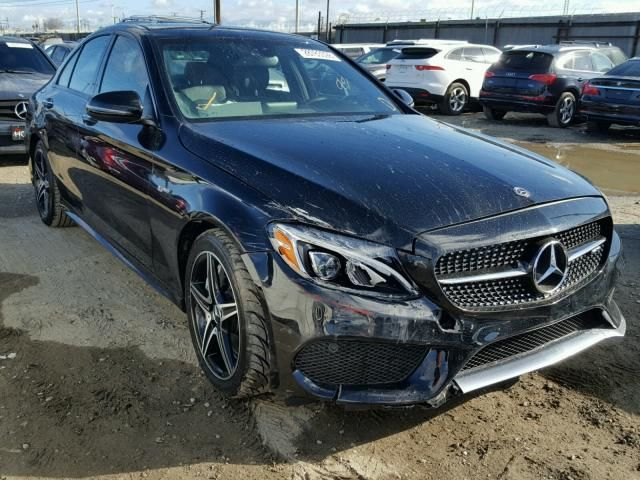 Salvage 2018 Mercedes Benz C43 4matic Freightliner Trucks For Sale Car Buyer Cash Cars