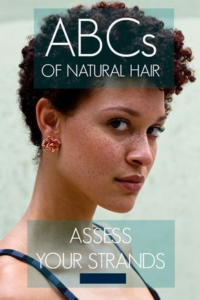 ABCs of Natural Hair // ASSESS Your Natural Hair - The Feisty House