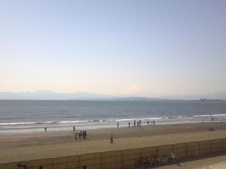 富士山~湘南