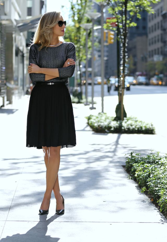 Work Wear Street Style Fall Fashion Trends 2013 New York City Nyc The Classy Cubicle Fashion ...