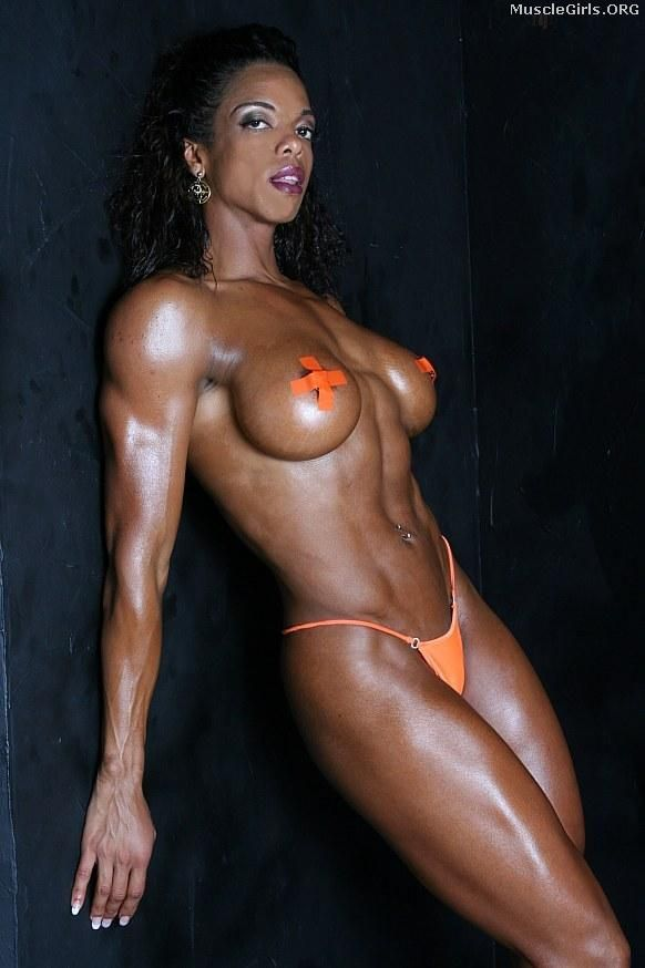 beauties nude Muscle
