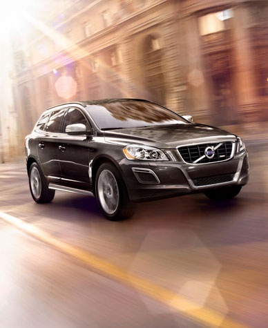Volvo XC60 - Crossover SUV Car with City Safety