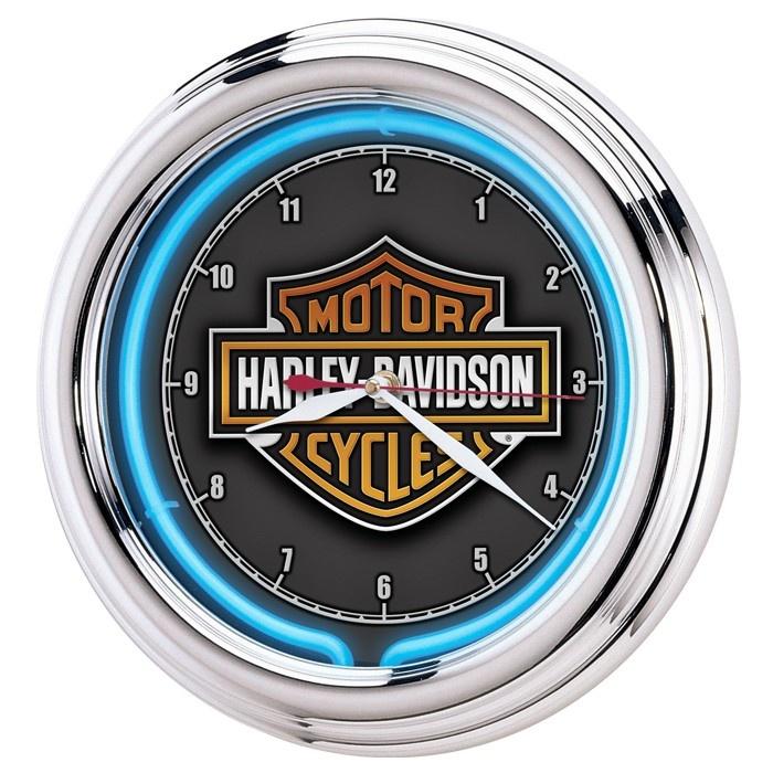 Home Harley Davidson Decor Harley Davidson Clocks Harley Davidson .