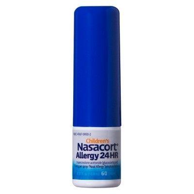 Children's Nasacort Allergy 24HR Multi-Symptom Nasal Spray - 60 Sprays