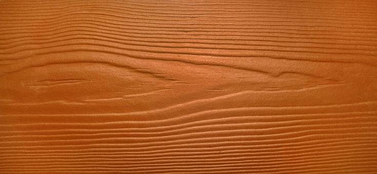 фиброцементные доски eternit цвет С32 оранжево-коричневый