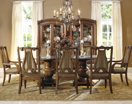 87 best images about home furnishings on pinterest for Fairmont designs dining room