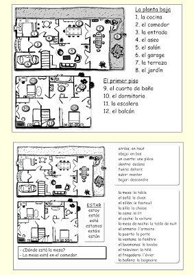 Me encanta escribir en español: preposiciones de lugar many preposition activities within this site.