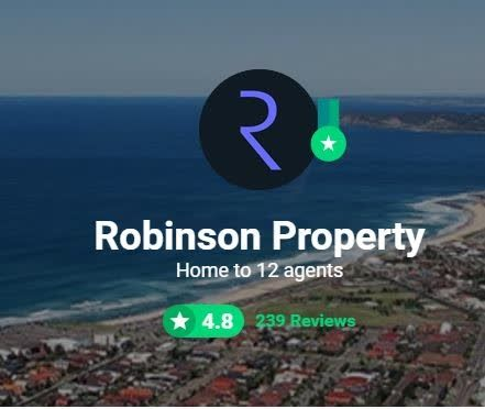 At Robinson Property, we know you expect the most from your agent, and we strive to provide the best in service.  Thank you for our nearly 5 star average rating!    http://qoo.ly/aqvgn