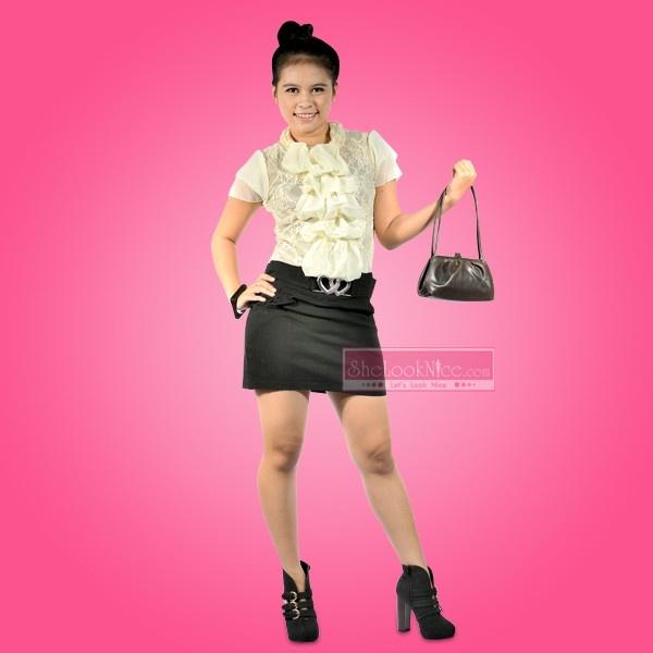 Dress Brokat Saga Rp 179.000  Hub : TokoKawan.com / 0898 237 56 19