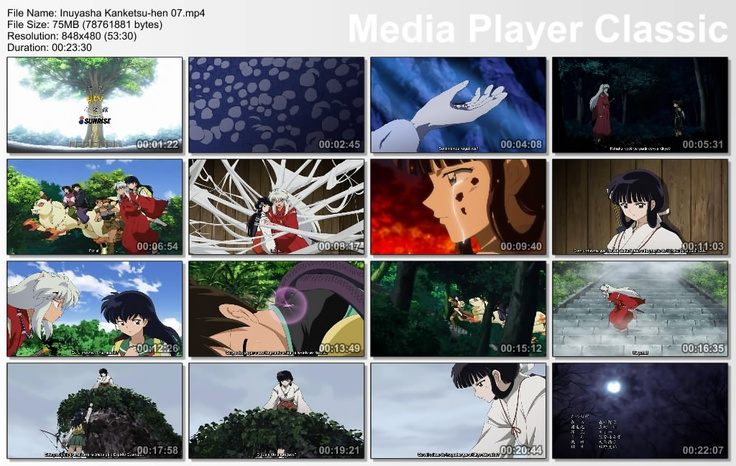 Neocric Animes: Inuyasha Kanketsu-hen 07