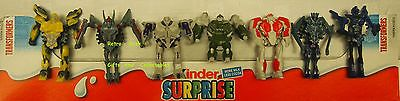 #Kinder #surprise #transformers 2014 Toy Cake Topper Einzel- und Komplettset … – transformers