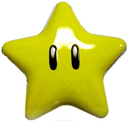Super Mario Brothers Super Star Candy Tin: Favors Stars, Super Mario Brother, Stars Tins, Tins Candy, Mario Bros, Stars Candy, Brother Parties, Super Stars, Candy Tins