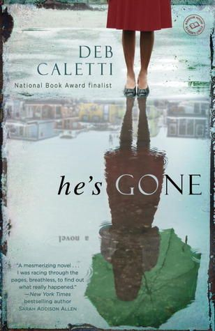 He's Gone ~ was on my to read list. I stayed up until I finished this book. Whoa. VERY good read!