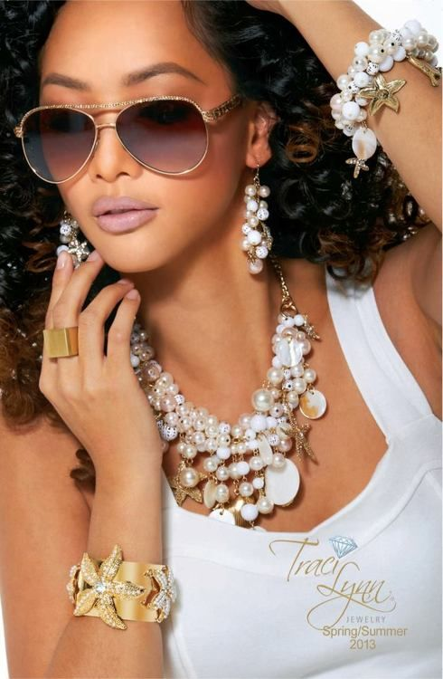 Tracy Lynn Jewelry Online Catalog | Traci Lynn Jewelry Spring/Summer 2013 Catalog. Online version ...
