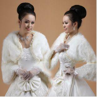 bride cape faux fur shawl cape wedding wrap jacket shawls wedding on AliExpress.com. 10% off $24.29
