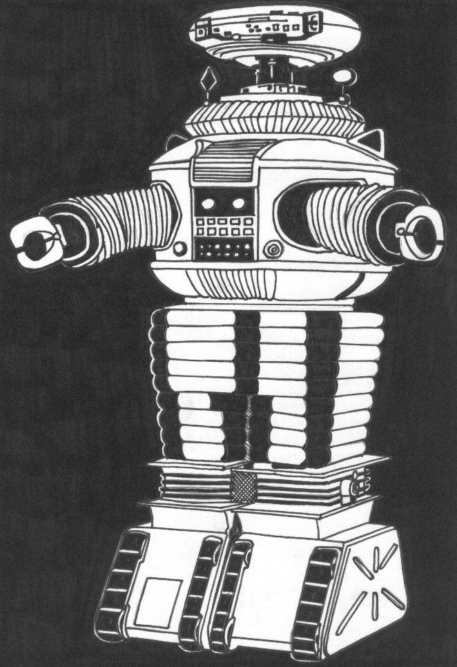 Lost In Space Robot Google Search Lost In Space I