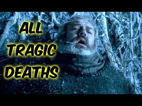 Find out all the tragic deaths in Game of Thrones so far...  1st one is predictable as usual... ------------- game of thrones deaths compilation game of thrones deaths season 5 game of thrones deaths season 6 game of thrones deaths season 4 game of thrones deaths reaction game of thrones deaths season 1 game of thrones deaths season 3 game of thrones deaths reaction compilation game of thrones deaths season 2 game of thrones deaths hd game of thrones deaths game of thrones deaths best game…