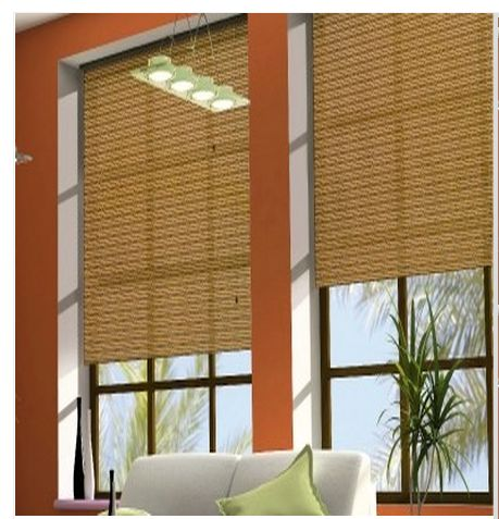 Shades in this collection are textured and very natural looking. The varied but subtle patterns in the fabric will give your windows added dimension and design. 3% openness will only allow 3% of light to enter the room. This fabric will still allow for outward visibility.