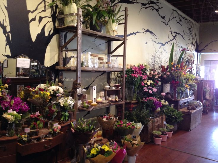 Inside our beautiful store
