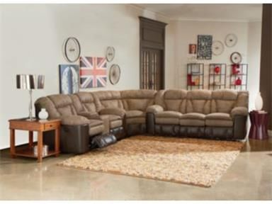 Talon, Talon Sectional   Fast Lane As Shown, Dining Room Table Sets,  Bedroom Furniture, Curio Cabinets And Solid Wood Furniture   Model   Home  Gallery ...