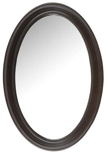 Original  Allier 30quot Gray Oak Modern Bathroom Vanity W Mirror At Menards