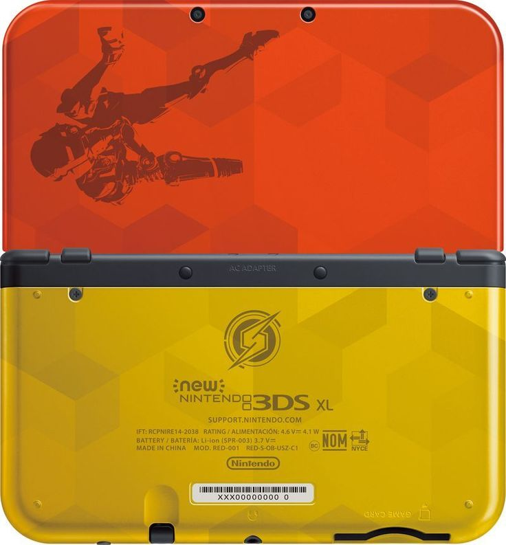 Samus is getting her own 3DS! Releasing September 15th, the Special Edition Samus 3DS XL will cost $199.99. Who is already running out the door to pre-order one?