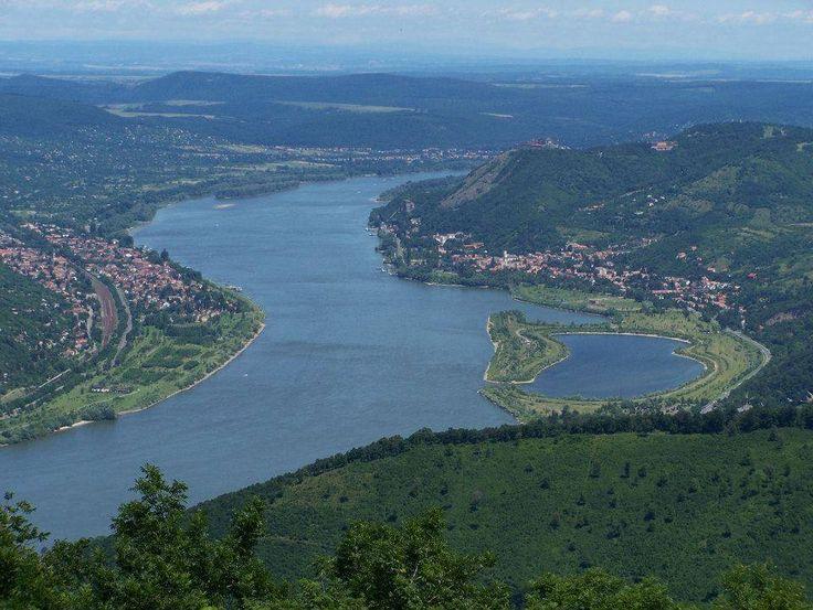 Visegrád. Duna-kanyar. Hungary