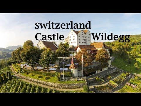 Switzerland - Castle Wildegg - Aargau / Schloss Wildegg - YouTube