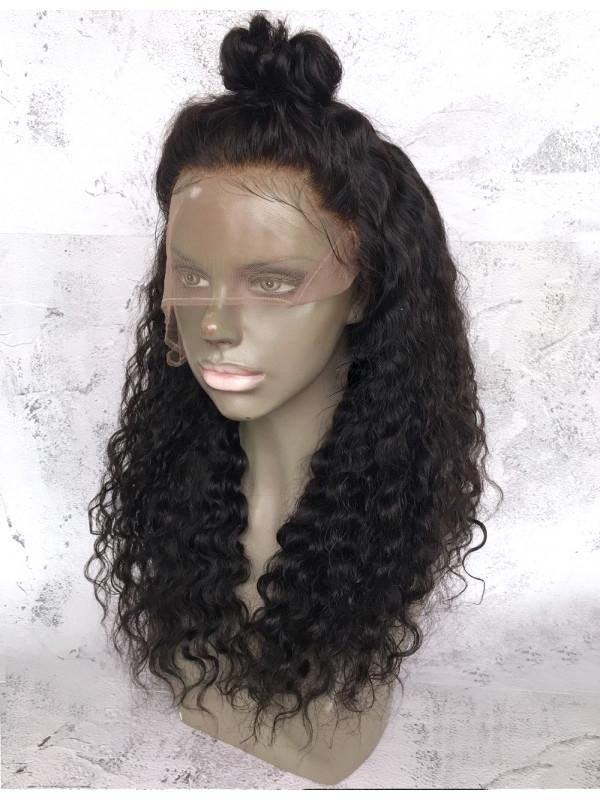 100 Virgin Hair Water Texture Wighalf Off Today Unbeweavable
