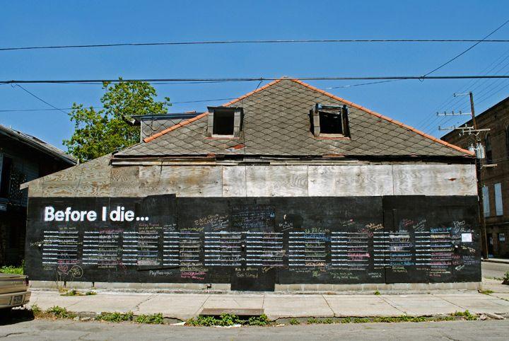 O muro dos desejos e esperanças…