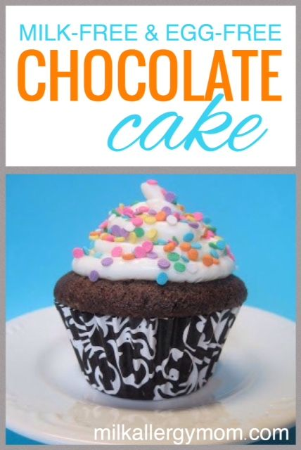 179 best dairy free baking images on pinterest milk allergy food the perfect chocolate cake with no milk or egg forumfinder Images