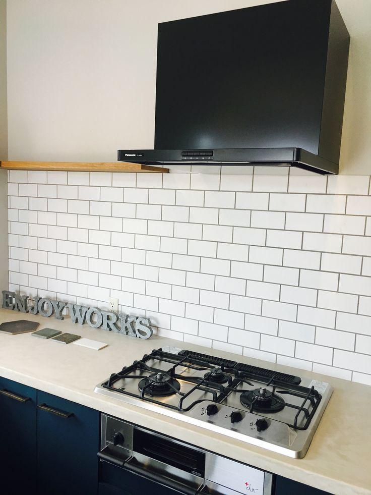 ENJOYWORKS/エンジョイワークス/tile/タイル/リノベーション/renovation/SKELTONHOUSE/スケルトンハウス