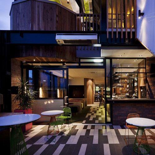 Richmond Club Hotel - Tait