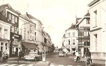Deventer Keizerstraat 1966