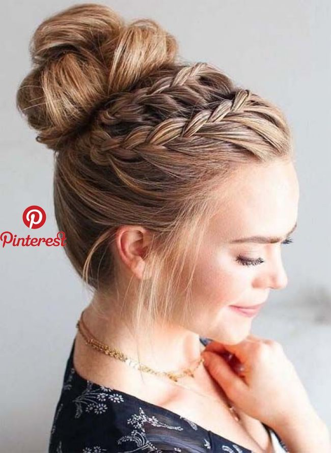 Most Attractive High Bun Hairstyles 2018 2019 Most Attractive High Bun Hairstyles 2018 201 Formal Hairstyles For Long Hair High Bun Hairstyles Long Hair Styles