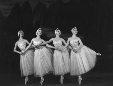 Swan Lake Ballet by Tchaikovsky - History