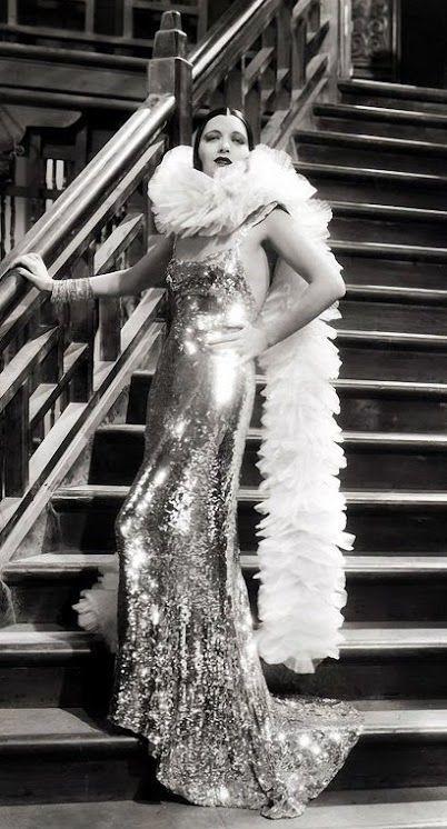 1930s Hollywood Glamour | Kay Francis - 1934