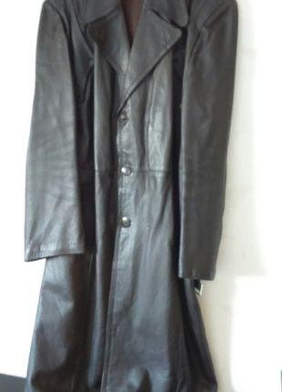 Kup mój przedmiot na #vintedpl http://www.vinted.pl/odziez-meska/kurtki-skorzane/10567216-plaszcz-skorzany-meski-amerykanski