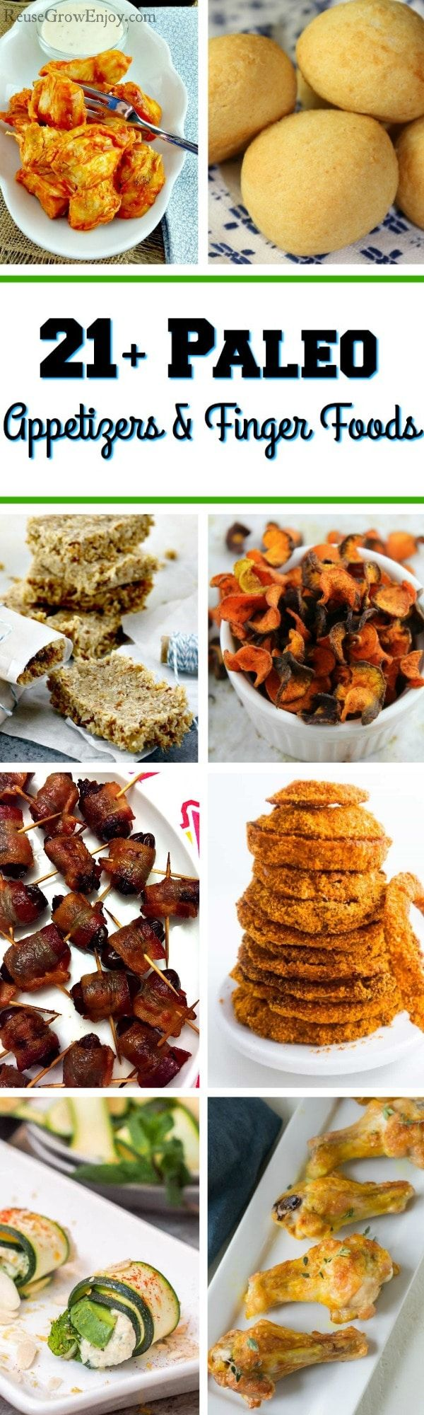 On The Paleo Diet And Need Some Party Food Ideas I Have Rounded Up Over 21 Paleo Appetizers And Paleo Finger Food Recip Paleo Appetizers Food How To Eat Paleo