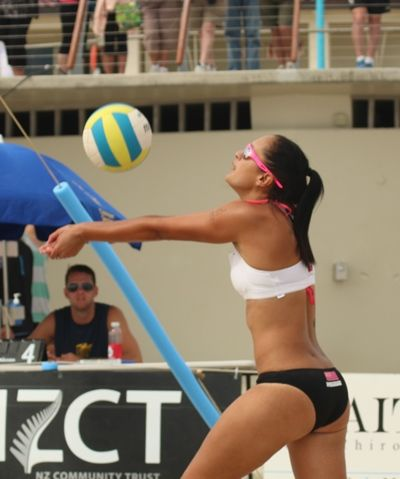 NZ Beach Volleyball Tour - Player Profiles