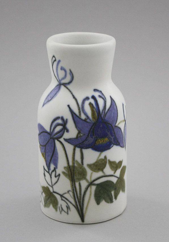 Design, Hilkka-Liisa Ahola, Arabia vase columbines