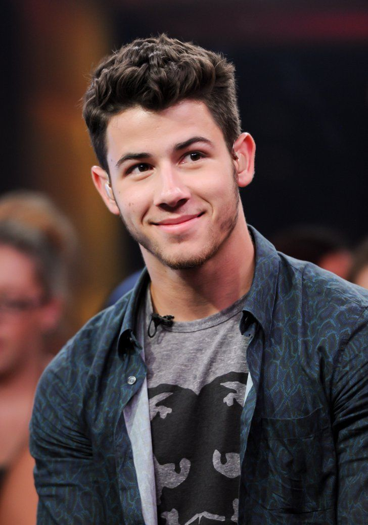 Pin for Later: 39 Pictures to Help You Pinpoint the Moment Nick Jonas Got Hot 2013