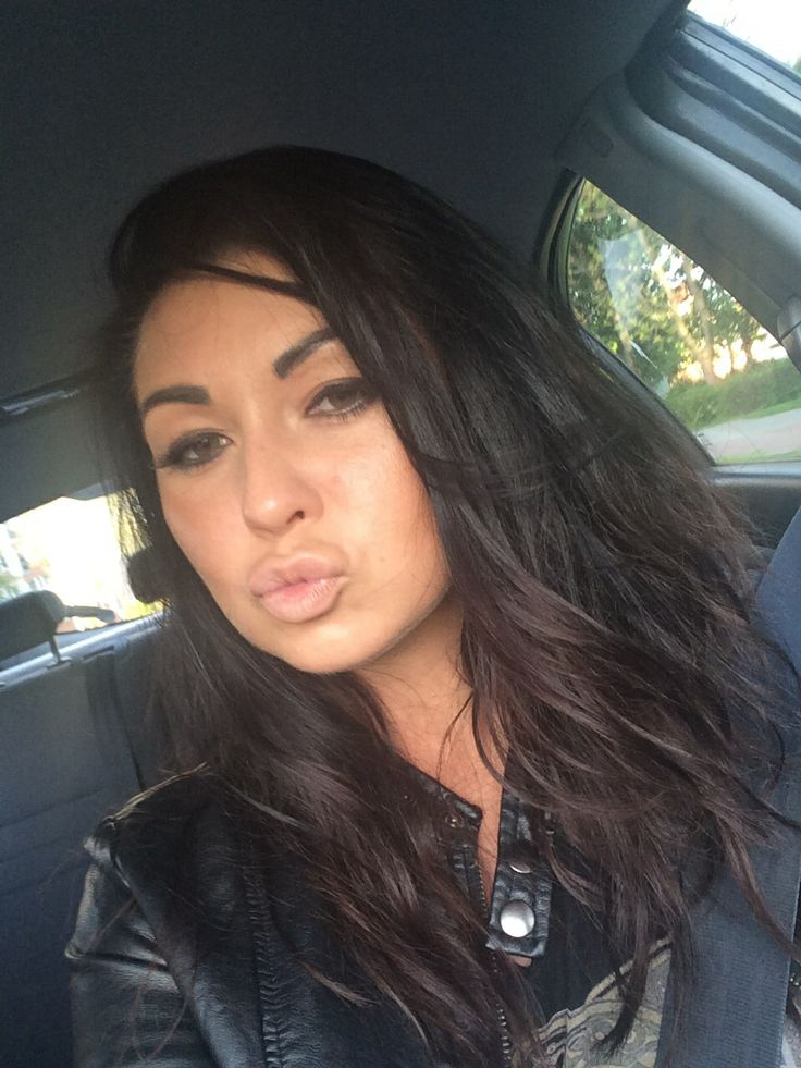Kiss kiss bang bang me polishgirl brunette