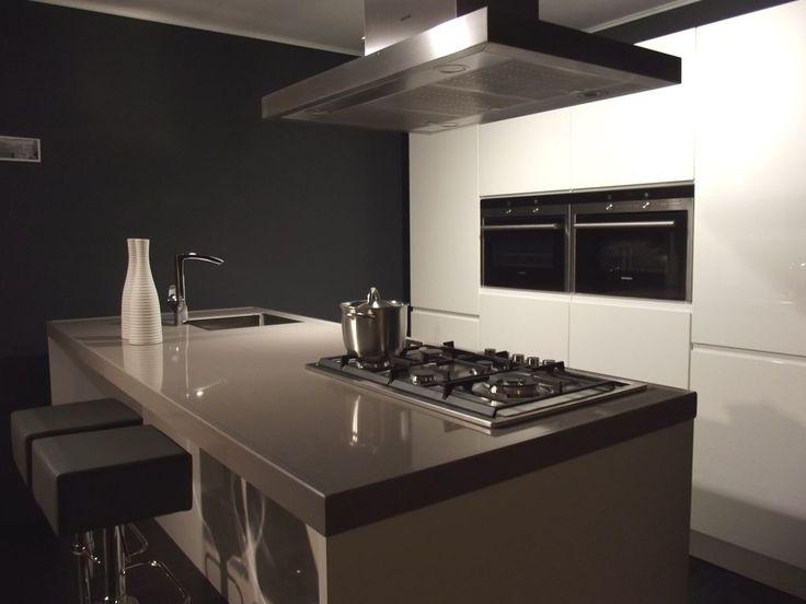 Siemens Eiland Keuken