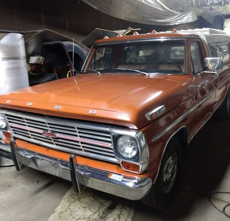 1969 Ford F250 For Sale By Owner