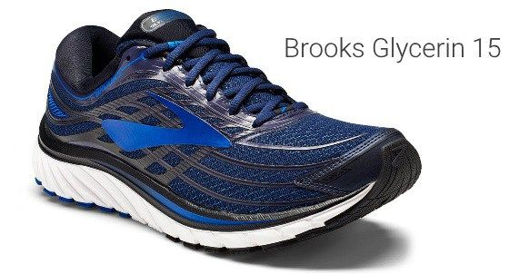 Shoe Review: The Brooks Glycerin 15 running shoe is a top rated neutral running shoe that can be used for daily training, recovery runs, and longer distances.