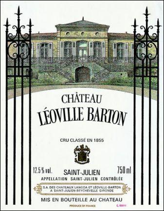 FineWineHouse - Chateau Leoville Barton Saint Julien 1982 Rated 90 WA, $249.95 (http://www.finewinehouse.com/chateau-leoville-barton-saint-julien-1982.html)