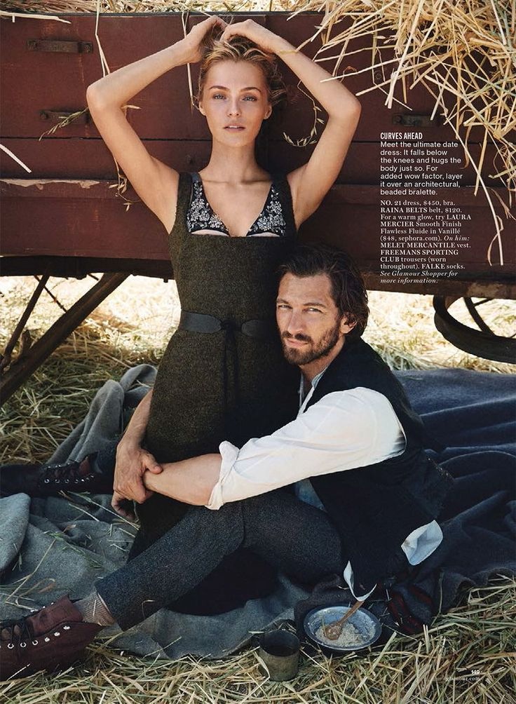 Michiel Huisman Stars in Editorial for Glamour August 2014 Issue