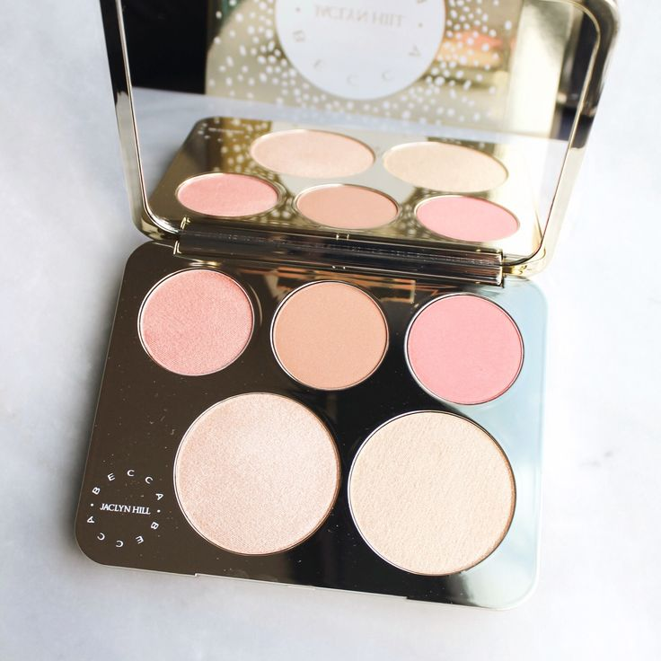 Becca x Jaclyn Hill - Champagne Collection Palette